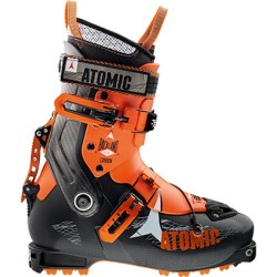 Atomic Backland Carbon (black/orange)