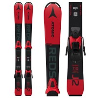 Atomic Redster J2(Red Black) -21 +C5 Binding