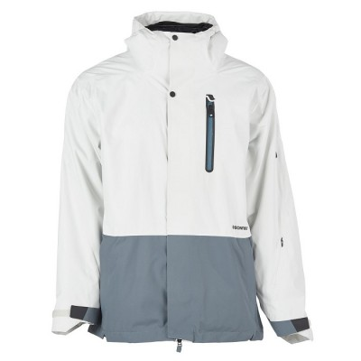 Bonfire Ether Jkt (Lt Grey) -20
