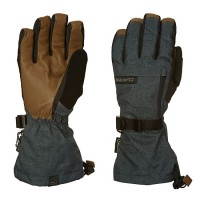 Dakine Leather Titan (Carbon) -21