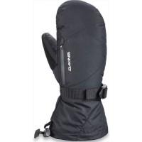 Dakine Leather Sequoia Mitt (Black) 21 Womens