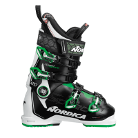 Nordica Speedmachine 120 (BLACK-WHITE-GREEN)