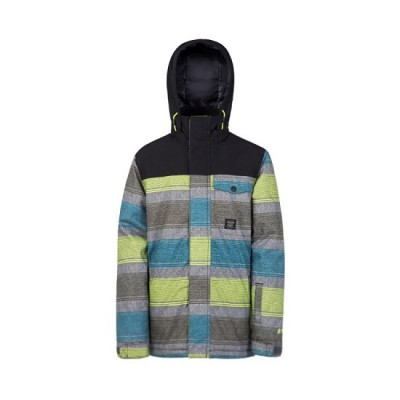 Protest David Boys Jkt (Lime Green)