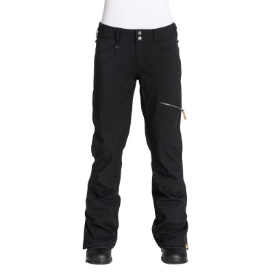 Roxy Cabin Pant (TRUE BLACK-KVJ0) - 20