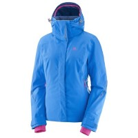 Salomon Ladies Brilliant jkt  (Sky Diver)