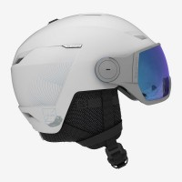 Salomon Icon LT Visor (White) - 21