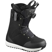 Salomon Ivy BOA SJ (BLACK) - 20