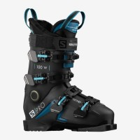 Salomon S/Pro 100 W (Black Maroccan Blue) - 21