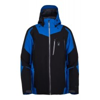 Spyder Leader GTX Jkt (Black Old Glory) - 21