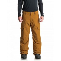 Quiksilver - Porter Pant (Golden Brown - CPD0)