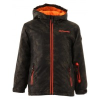 Surfanic Basher Boys Jkt (Olive - Orange)